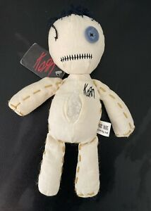 Korn Issues Rag Doll | Limited Edition | With Tags | 2000 Sick & Twisted Tour