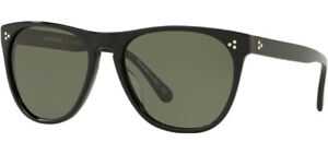 Oliver Peoples Daddy B Polarized Men's Black Sunglasses OV5091SM 16679A - Italy