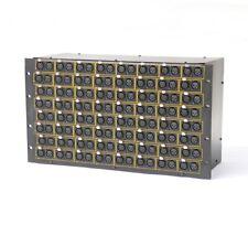 Dmx buffer splitter 8 universe, 128 output ideal for Avolites, Etc Gio zero 88