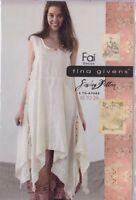 PATTERN - Fai Dress - women's sewing PATTERN from Tina Givens