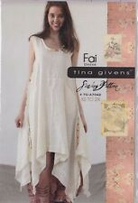 PATTERN - Fai Dress - women's sewing PATTERN from Tina Givens