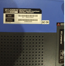 Linksys EtherFast Befsx41 4-Port 10/100 Wired Router (Befsx41)