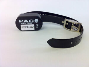 CS PAC EXC5 Digital Dog Collar only with Vibration option