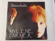 45 tours MYLENE FARMER DESENCHANTEE 1991 POLYDOR 879 924-7 POL102