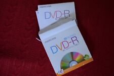 Memorex 16x 4.7GB 120min DVD-R Disc 10-Pack w/ Paper Sleeves