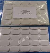 Pads #283 Corn Adhesive Foam 1/8'' 100/BG Pre-Cut Orthopedic MPAD-125  USA New