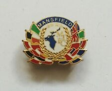 More details for mansfield town pin badge