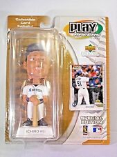 Ichiro Special Edition 2001 Playmakers By Upper Deck Bobbing Head Figure
