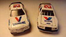 Hot Wheels & Johnny Lightning Qty 2 #21 Valvoline Thunderbird Stocker - Loose