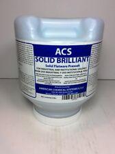 6 Lb Solid Brilliant Flatware Silverware Presoak Solid Block Capsule Detergent