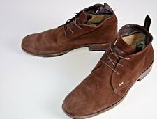 Dubarry Of Ireland Men's Chukka Boots Size 46 Europe Brown Suede 12 US Hipster