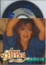 ANNY SCHILDER - Moeder CD SINGLE 2TR CARDSLEEVE 1993 HOLLAND (BZN)