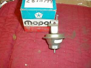 NOS MOPAR 1969-71 ALL CAR 318 DISTRIBUTOR VACUUM ADVAN