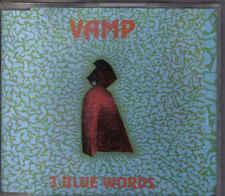 Vamp-3 Blue Words cd maxi single