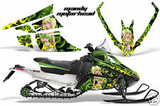 AMR SLED STICKER KIT ARCTIC CAT F SERIES GRAPHICS MDY M