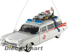 "1959 CADILLAC AMBULANCE ECTO 1 ""GHOSTBUSTERS 1"" MOVIE 1:18 HOTWHEELS BCJ75"