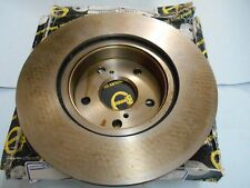 Toyota Supra 86-92 Set of (2) Front Disc Brake Rotors - Made by Bradi in Italy