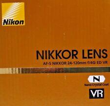 Objektiv Nikon AF-S Nikkor 24-120mm f/4G ED VR - Fullset! - 12 Monate Gewährl.