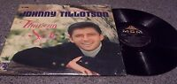 """Johnny Tillotson """"That's My Style"""" LP"""