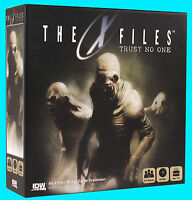 THE X-FILES TRUST NO ONE EXPANSION PACK IDW Board Games Paranormal Investigation