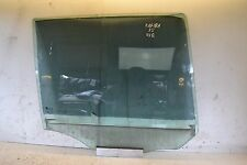 Vauxhall Zafira Window Glass Driver Right Side Rear OSR Zafira 2005