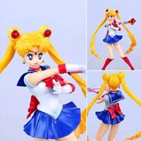 SAILOR MOON FIGURE STATUA GASHAPON TSUKINO USAGI MERCURY MANGA ANIME JUPITER #1