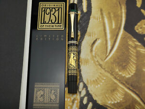 PELIKAN M101 Toledo 1931 Originals of Their Time Limited Edition 963/1100 M PF