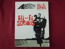 A - Hi-Fi Serious . Songbook Notenbuch Vocal Guitar