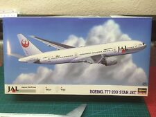 Hasegawa 14 JAL Japan Airlines Boeing 777-200 1/200 scale kit LT17