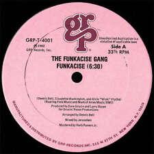 "The Funkacise Gang* - Funkacise (12"") Vinyl Schallplatte - 144519"