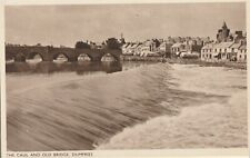 r scotland scottish 2 old antique picture postcard of dumfries collecting