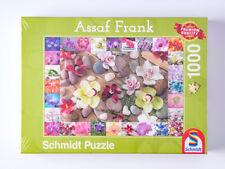 Schmidt Spiele Puzzle 1000 Pieces Assaf Frank Zen Orchids