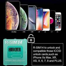 RSIM 14 2019 R-SIM-Unlock iPhone XS MAX XR XS X 8 7 6 6 s 4G iOS 12.2 Nue