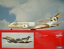 Herpa Wings 1:500  Airbus A380  Etihad Airways A6-APH  531948  Modellairport500