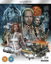 The Fifth Element 4K Ultra HD High Definition UHD + Blu-ray (New Sealed 4K)