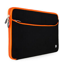 """17 """"Laptop Carrying Sleeve Notebook Computer Neoprene Bag Case For HP Dell Asus"""