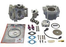 Kawasaki Z125 Pro 194CC Big Bore Kit V2 Race Head Decompression & Stroker Kit