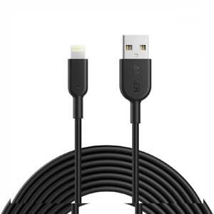 Anker Powerline II Lightning Cable (10ft), Probably The 10 feet, Black