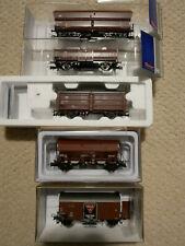 Roco/Brawa DB Freight Car Set H0