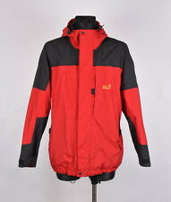 Jack Wolfskin Texapore Hooded Men Jacket Coat Size EU-L,UK-40/42, Genuine