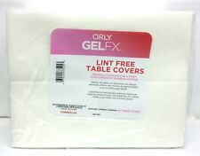 Orly Gelfx Nail - Lint Free Table Cover - 50 Table Covers/Pack #33525