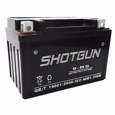Replacement Battery for 2011-05 Hyosung GV250 250cc BTX9-BS SMF 1 YEAR WARRANTY