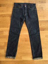 Uniqlo UJ Made In Japan Selvedge Denim Jeans 32w