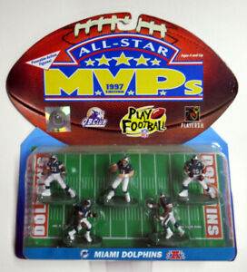All-Star MVPs 1997 Edition Miami Dolphins Figurine Football Sports Players NFL