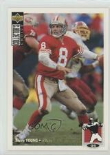 1994 Upper Deck Collector's Choice Spanish Steve Young #240 Hof