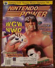 Nintendo Power - Volume 105 - February 1998 - WCW vs. NWO - NP World Exclusive