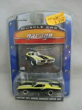 Greenlight  Muscle Car Garage - '71 Dodge Charger Super Bee  NOC  (319CTBK5)