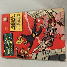 New ListingStar Spangled Comics #8 Golden Age Pre Code Good+ G+ 2.5 1942 Dc The Guardian