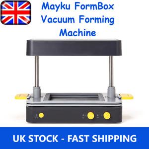 Mayku FormBox Desktop Vacuum Forming Machine - Make Moulds in Minutes UK Stock