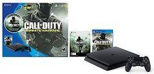 PlayStation 4 Slim 500GB - Call of Duty: Infinite Warfare Legacy Bundle PS4